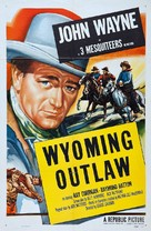 Wyoming Outlaw - Movie Poster (xs thumbnail)