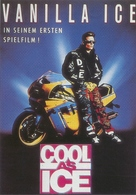 Cool as Ice - German Movie Cover (xs thumbnail)