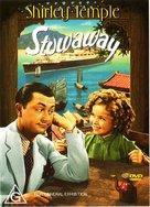 Stowaway - Australian DVD cover (xs thumbnail)