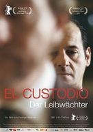 Custodio, El - German poster (xs thumbnail)