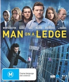 Man on a Ledge - Australian Blu-Ray cover (xs thumbnail)