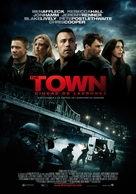 The Town - Spanish Movie Poster (xs thumbnail)