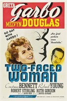 Two-Faced Woman - Movie Poster (xs thumbnail)