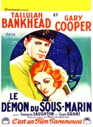 Devil and the Deep - French Movie Poster (xs thumbnail)