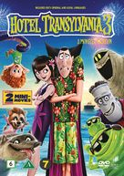 Hotel Transylvania 3: Summer Vacation - Danish Movie Cover (xs thumbnail)