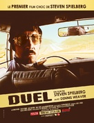 Duel - French Re-release movie poster (xs thumbnail)