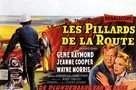 Plunder Road - Belgian Movie Poster (xs thumbnail)