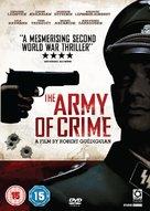 L'armée du crime - British Movie Cover (xs thumbnail)