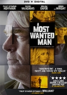 A Most Wanted Man - DVD cover (xs thumbnail)