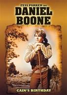 """""""Daniel Boone"""" - DVD movie cover (xs thumbnail)"""