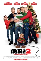 Daddy's Home 2 - Dutch Movie Poster (xs thumbnail)