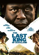 The Last King of Scotland - Movie Poster (xs thumbnail)
