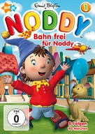 """""""Make Way for Noddy"""" - German DVD movie cover (xs thumbnail)"""