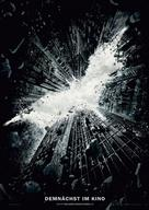 The Dark Knight Rises - German Movie Poster (xs thumbnail)