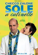 Sole a catinelle - Italian Movie Poster (xs thumbnail)