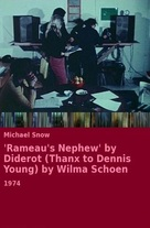 'Rameau's Nephew' by Diderot (Thanx to Dennis Young) by Wilma Schoen - Canadian VHS movie cover (xs thumbnail)