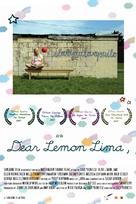 Dear Lemon Lima - DVD cover (xs thumbnail)