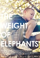 The Weight of Elephants - Danish Movie Poster (xs thumbnail)