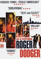 Roger Dodger - British DVD cover (xs thumbnail)