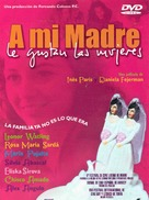A mi madre le gustan las mujeres - Spanish Movie Cover (xs thumbnail)