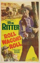 Roll Wagons Roll - Movie Poster (xs thumbnail)