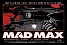 Mad Max - poster (xs thumbnail)