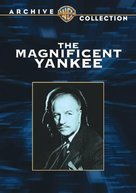 The Magnificent Yankee - DVD cover (xs thumbnail)