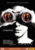 Disturbia - Polish Movie Poster (xs thumbnail)