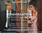 Conversations with Other Women - British Movie Poster (xs thumbnail)