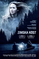 Winter's Bone - Croatian Movie Poster (xs thumbnail)