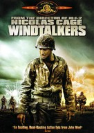 Windtalkers - DVD movie cover (xs thumbnail)