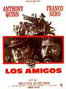 Amigos, Los - Spanish Movie Poster (xs thumbnail)