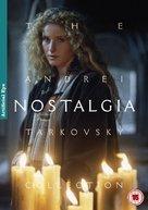 Nostalghia - British DVD movie cover (xs thumbnail)