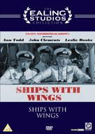 Ships with Wings - British DVD movie cover (xs thumbnail)