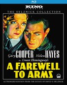 A Farewell to Arms - Blu-Ray movie cover (xs thumbnail)