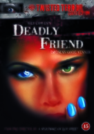 Deadly Friend - Danish Movie Cover (xs thumbnail)