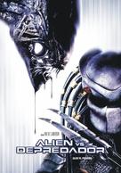 AVP: Alien Vs. Predator - Argentinian DVD movie cover (xs thumbnail)
