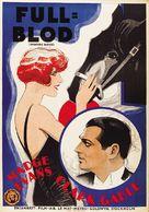 Sporting Blood - Swedish Movie Poster (xs thumbnail)