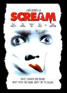 Scream - DVD cover (xs thumbnail)