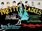 Pretty Ladies - Movie Poster (xs thumbnail)