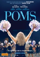 Poms - Australian Movie Poster (xs thumbnail)