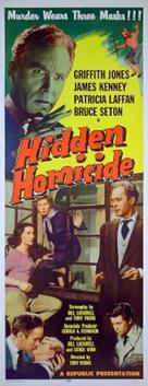 Hidden Homicide - Movie Poster (xs thumbnail)