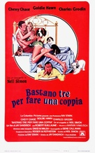 Seems Like Old Times - Italian Movie Poster (xs thumbnail)