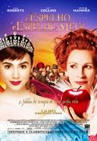 Mirror Mirror - Brazilian Movie Poster (xs thumbnail)