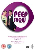 """Peep Show"" - British DVD cover (xs thumbnail)"