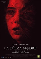 La terza madre - Italian Movie Poster (xs thumbnail)