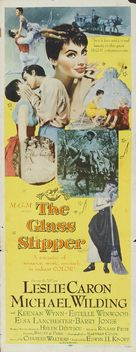 The Glass Slipper - Movie Poster (xs thumbnail)