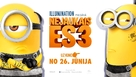 Despicable Me 3 - Latvian Movie Poster (xs thumbnail)