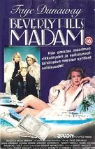 Beverly Hills Madam - Finnish VHS cover (xs thumbnail)