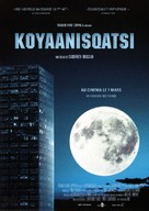 Koyaanisqatsi - French Re-release poster (xs thumbnail)